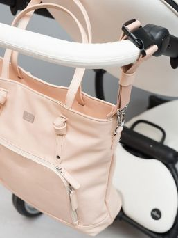 Diaper Bag, light pink | BABY´S ONLY