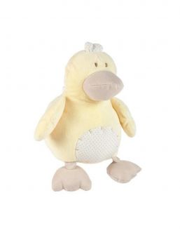 Mamas & Papas Hug time Dotty Duck. Mamas & Papas quality soft toys are luxuriously soft.