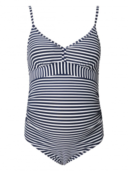 Maternity Swimsuit Night Blue | ESPRIT