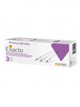 Urinary tract infection test for women | EXACTO