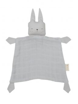 Organic cotton Fabelab bunny is a wonderful comfort balnket for a baby. It creates a sense of security for the child and also calms.