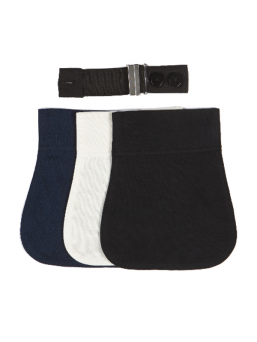 The Carriwell Maternity Flexi-Belt turns your favourite pants and skirts into maternity wear.