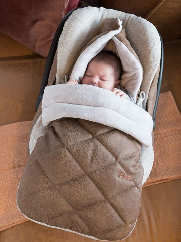 Baby's Only Footmuff Maxi Cosi (rock taupe)
