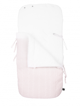 Baby's Only Footmuff Maxi Cosi (classic pink)