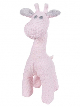 Baby's Only big soft toy giraffe 40cm (rosa)