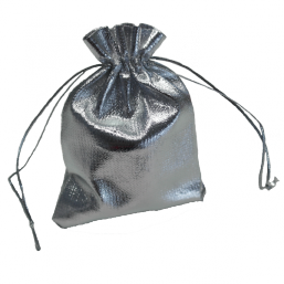 Silver Bag for Bola jewelry