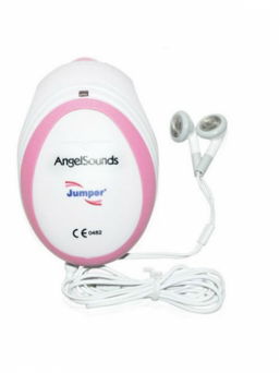 Angelsounds fetal doppler JPD-100S mini