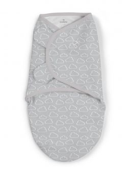SwaddleMe Wrap baby securely for a safer, better sleep with SwaddleMe. Extra soft, adjustable wings provide a perfect snug fit even for wiggly babies.