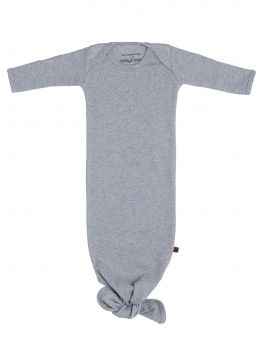Baby´s Only nightgown is made of 100% cotton. The nightgown is easy to put on for the baby - just open the knot.
