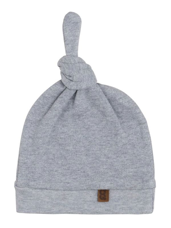 Baby´s Only knot hat for baby - a simple beautiful beanie to warm your little one.