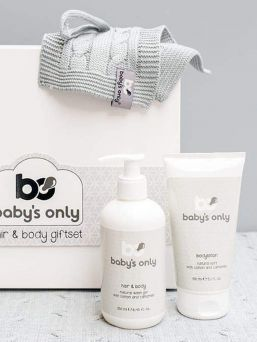 Gift package for baby skin care | BABY´S ONLY