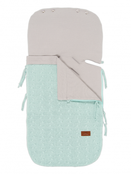 Baby's Only SUMMER Footmuff Maxi Cosi (mint)