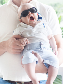 Award-winning Babiators sunglasses for babies and kids with 100% UV protection and flexible, durable frames. Babiators have UV400 lenses that offer 100% UVA and UVB protection and undergo rigorous testing to ensure they're safe for your child – whether they're on your child's face or end up in your child's mouth