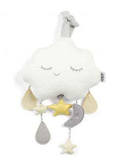 Mamas & Papas Musical toy Cloud is a beautiful cloud-shaped musical toy for a child.