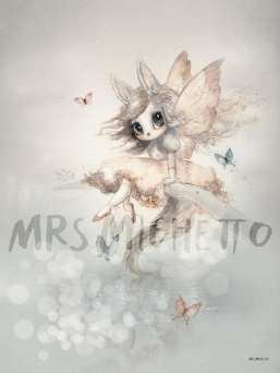 Mrs Mighetto MISS EVA 30x40