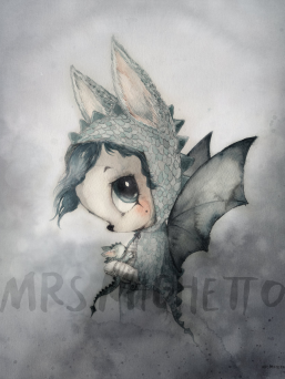 Mrs Mighetto Mr Edward for the children's room.