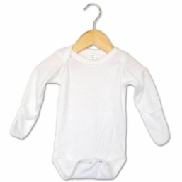 Baby Long Sleeve Bodysuit + mittens 0-3mth