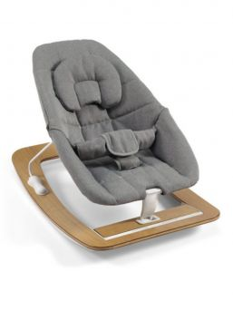 Nest Wooden Cradle 2in1 for baby
