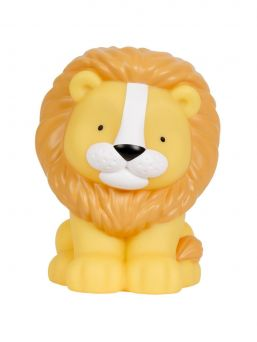 Super cute Lion tablelight for kidsroom.
