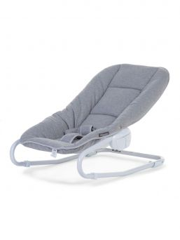 Childhome soft and ergonomic bouncher for your baby. A beautiful bouncher that you can adjust to many different positions. Washable cover.
