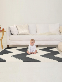 Playspot playmat (black-cream)