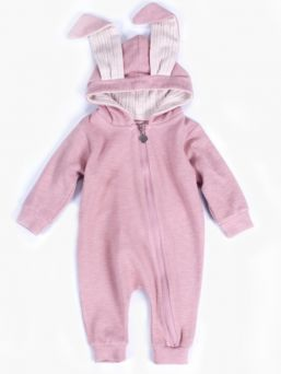 Lightweight and delightful romper suit for the baby.