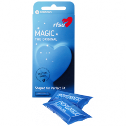Magic condom 5pcs
