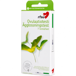 RFSU Ovulation Test -strip- (7pcs)