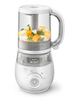 4-in-1 healthy baby food maker | PHILIPS AVENT