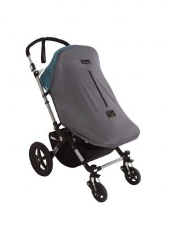 With the SnoozeShade Orginal Deluxe pram's blackout curtain, your child will have a good naps on the trip in a stroller, and the curtain will also protect your child from the sun's UV rays.