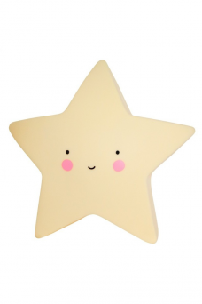 Star Night Light (yellow)