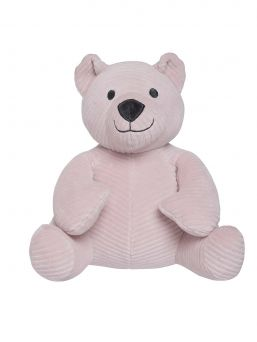 Baby's Only stuffed bear, sense old pink