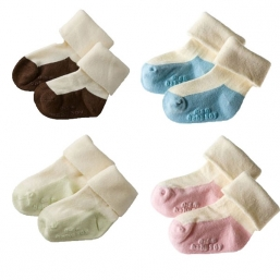 Two-colored socks - BABYSOY