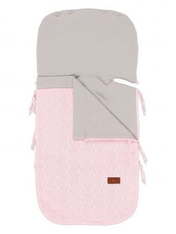 Baby's Only SUMMER Footmuff Maxi Cosi (baby pink)