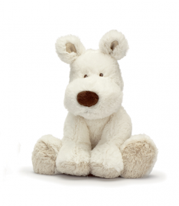 Teddy Cream white puppy | TEDDYKOMPANIET