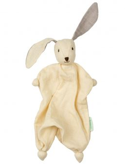 Muslin Tino Bonding Bunny (cream)