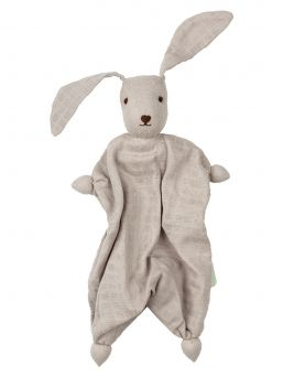 PEPPA Tino bunny will absorb comforting scents of home and of baby's parents; things that are familiar for baby.