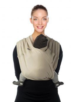 TRI-COTTI baby carrier