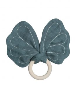 Fabelab beautiful butterfly teether, baby can chew it and wonder that lovely toy with smallest fingers.