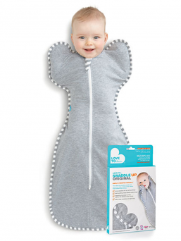 Swaddle UP™ Original 0-9mth (grey)