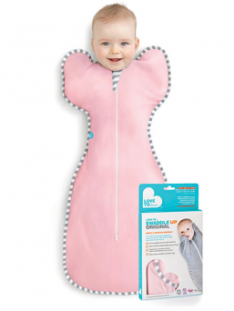 Swaddle UP™ Original 0-9mth (pink)