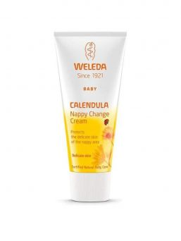 Baby nappy change cream 75ml | WELEDA