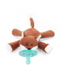 Wubbanub Infant Pacifier with Little Fox