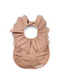 Faded Rose Bib from Elodie Details PVC-free coated polyester - durable and practical material.