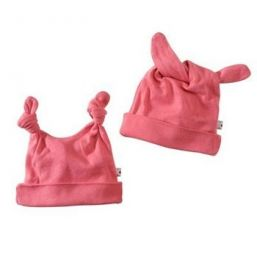 Soy Soft double knot hat BLOSSOM - BABYSOY