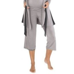 Apple Crumble Lounge Maternity Pants