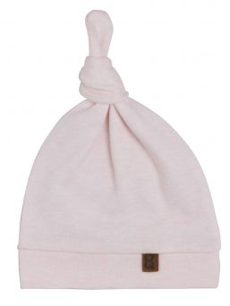Knotted hat for baby, classic pink | BABY´S ONLY