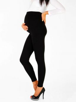GREGX Thermoactive Maternity leggings (black)