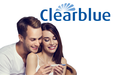 Clearblue tests